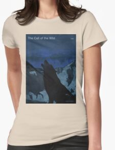 Jack London - The Call of the Wild Womens Fitted T-Shirt