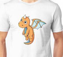dragon enlarged  Unisex T-Shirt