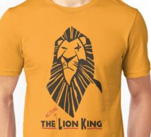 scar the actual lion king Unisex T-Shirt