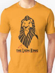 scar the actual lion king T-Shirt