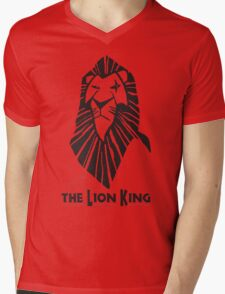 scar the actual lion king Mens V-Neck T-Shirt