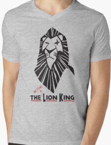 scar the actual lion king Mens V-Neck T-Shirt