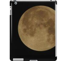 blood moon iPad Case/Skin