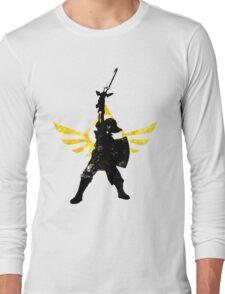 Skyward Stance Long Sleeve T-Shirt