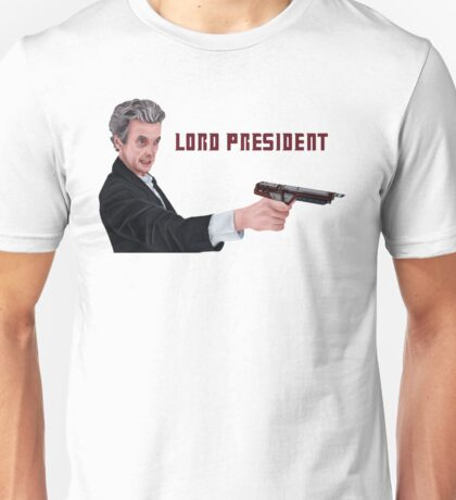 Lord President Unisex T-Shirt