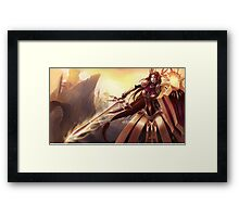Leona  Framed Print