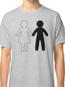 Missing half (Part I - girl) Classic T-Shirt
