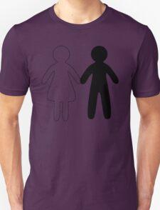 Missing half (Part I - girl) T-Shirt
