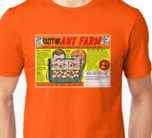 Ant Farm Comic Book Ad Unisex T-Shirt