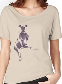 puppert Women's Relaxed Fit T-Shirt