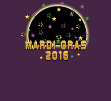 2016 Mardi Gras New Orleans NOLA 2016 Womens Fitted T-Shirt