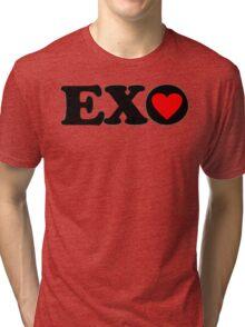 ♥♫I Love EXO Fabulous K-Pop Clothes & Stickers♪♥ Tri-blend T-Shirt