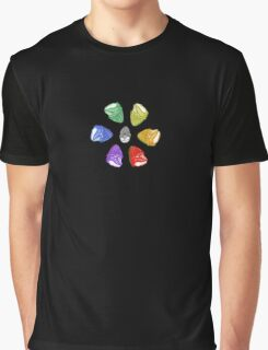 Reptile Rainbow Graphic T-Shirt