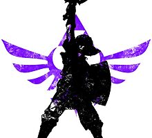 Skyward Stance - Purple by LauryQuinn
