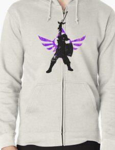 Skyward Stance - Purple T-Shirt