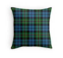 Polaris Tartan Throw Pillow