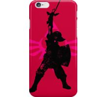 Skyward Stance - Pink iPhone Case/Skin