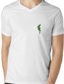 Grasshopper's Purview Mens V-Neck T-Shirt
