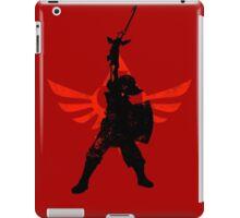 Skyward Stance - Red iPad Case/Skin