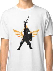 Skyward Stance - Orange Classic T-Shirt