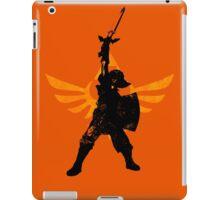 Skyward Stance - Orange iPad Case/Skin