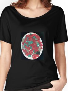 Egg Collage Women's Relaxed Fit T-Shirt