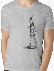 sketch doll Mens V-Neck T-Shirt