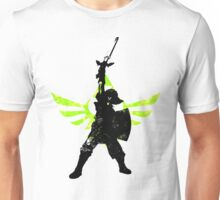 Skyward Stance - Green Unisex T-Shirt