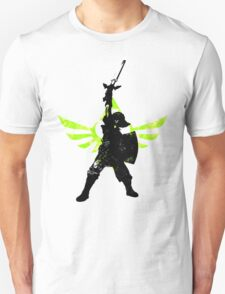 Skyward Stance - Green T-Shirt