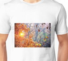 Shining Through The Rust Unisex T-Shirt