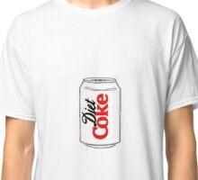 Diet Coke Can Classic T-Shirt