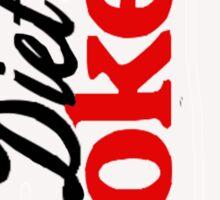 Diet Coke Can Sticker