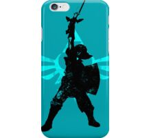 Skyward Stance - Aqua iPhone Case/Skin