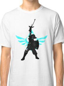 Skyward Stance - Aqua Classic T-Shirt