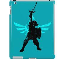 Skyward Stance - Aqua iPad Case/Skin