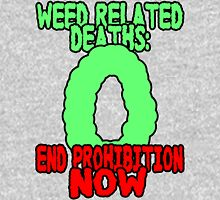 End prohibition now  Unisex T-Shirt