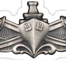 Naval Surface Warfare Sticker