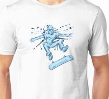 skater hand draw  Unisex T-Shirt