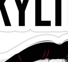 King Kylie Sticker