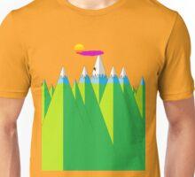 Climb Unisex T-Shirt