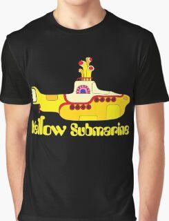 Yellow Submarine Graphic T-Shirt