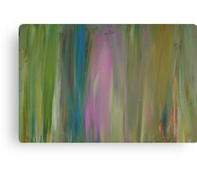Soft Abstract World Canvas Print