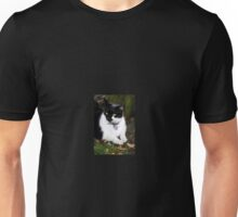 Black & White Cat Unisex T-Shirt