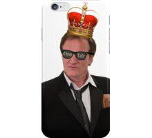 Quentin Tarantino Thug King iPhone Case/Skin