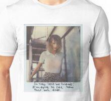 blank space taylor swift Unisex T-Shirt