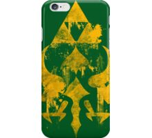 Skyward Symbol - Green BG iPhone Case/Skin
