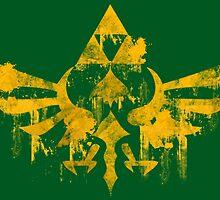 Skyward Symbol - Green BG by LauryQuinn