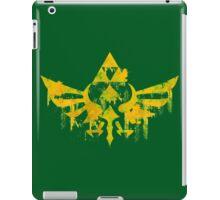Skyward Symbol - Green BG iPad Case/Skin