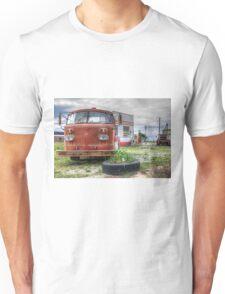 antique kansas tow truck Unisex T-Shirt