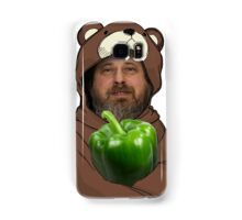 Richard Stallman GIMP Samsung Galaxy Case/Skin